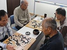 囲碁初心会