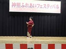 舞踊勝登美会